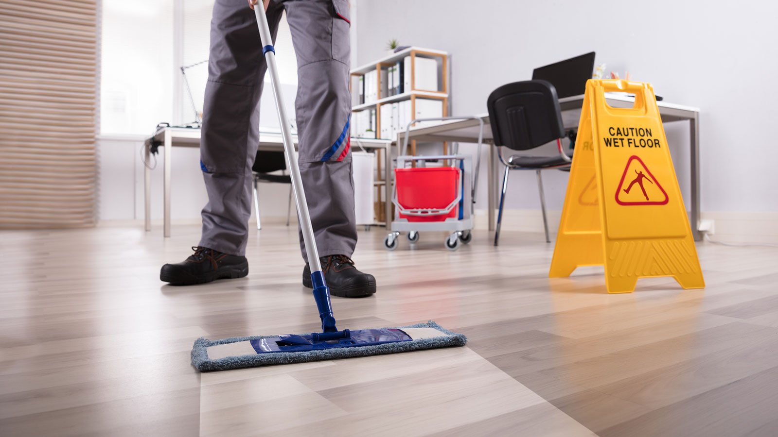 Don't Overlook the Floors in Your Business
